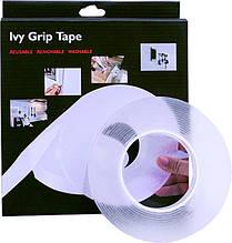 Многоразовая клейкая лента ivy grip tape 1 метр FFC
