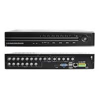 Видеорегистратор LUX-K8216 H: 16-тиканальный, режим пентаплекс, 400 к/с