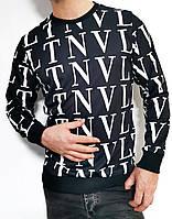 Модный свитшот с рисунком XXL