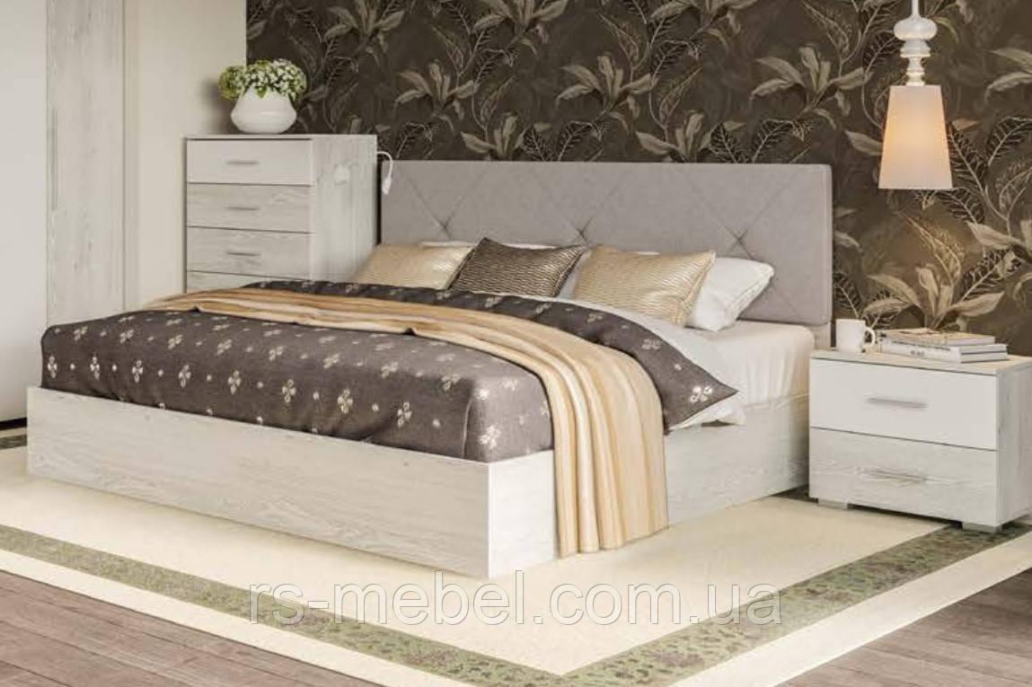 """Ліжко 160 """"Ромбо"""" (Світ Меблів)"""