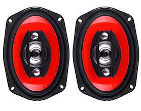 """Автомобильные колонки в машину 2 шт. по 140w TS-6947 6""""х9"""" автомобильная акустика, динамики, авто-колонки"""