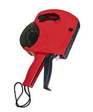 Этикет-пистолет для ценников (KEYiDE EOS5500 Красный) для стикер маркировочный для этикеток стикеровочный