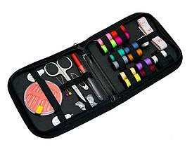 Многофункциональный набор для шитья на 41 предмет, дорожный швейный набор | швейний набір для будинку
