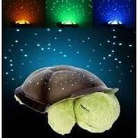 Ночник проектор звездного неба музыкальная черепаха, фото 1