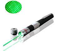Зеленая лазерная указка 200 мВт, мощный лазер, green laser pointer 200mW, лазерный указатель, фото 1