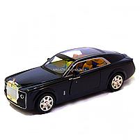 Машинка ігрова Rolls-Royce «Автопром», метал, чорний 18*5*7 см, (7693), фото 3