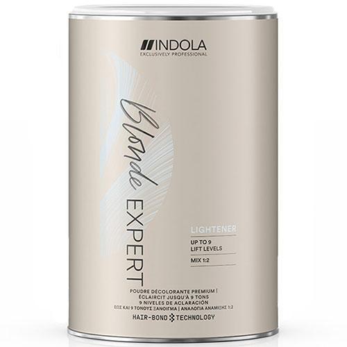 Бондинг-пудра для обесцвечивания волос Indola Blonde Expert 450 г