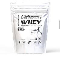 Протеин - Концентрат сывороточного протеина - Adrenaline Whey Protein 2 kg