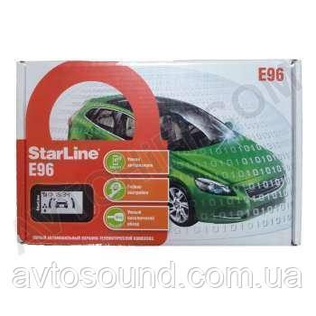 Сигнализация StarLine E96 BT