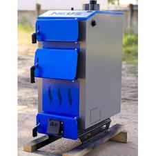 Твердотопливный котел Neus Praktik Плюс 30 кВт с автоматикой, фото 3