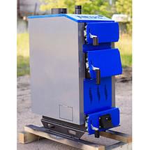 Твердотопливный котел Neus Praktik Плюс 30 кВт с автоматикой, фото 2