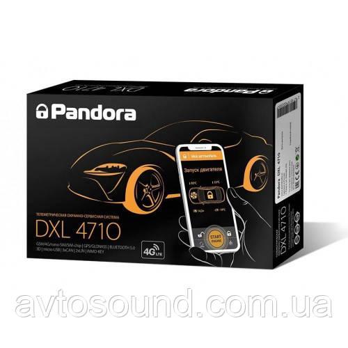 Сигналізація Pandora DXL 4710 c сиреною