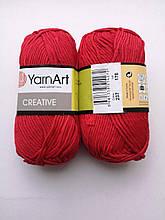 Креатив, цвет красный