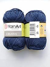Креатив, цвет темно-синий