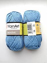Креатив, цвет голубой