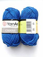 Креатив, цвет синий джинс