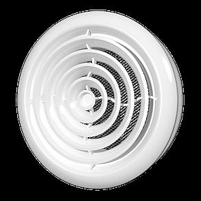 Диффузор Эра ABS приточно-вытяжной с фланцем 150 х 200 мм (60-119), фото 2