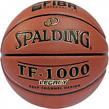 М'яч баскетбольний Spalding TF-1000 Legacy FIBA Size 7