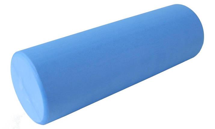 Масажний ролик (валик, роллер) SportVida SV-HK0065 Blue, фото 2