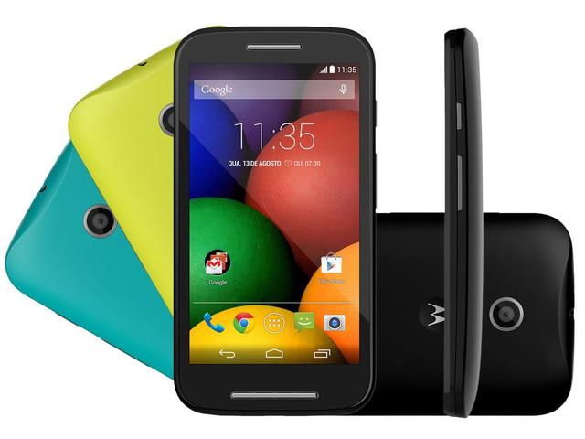 Motorola Moto E - серия