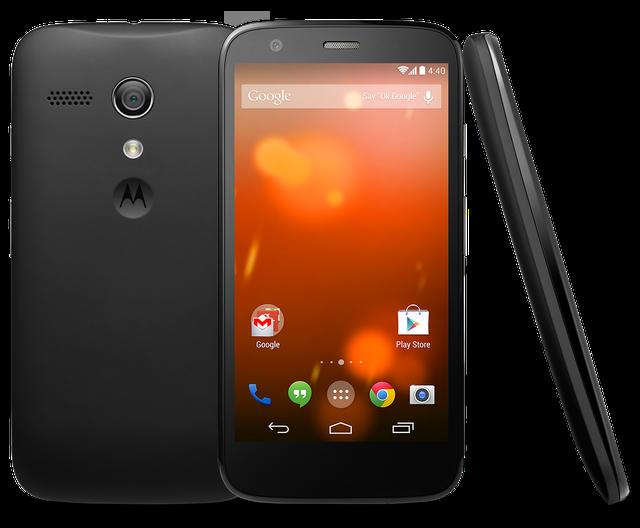 Motorola Moto G - серия