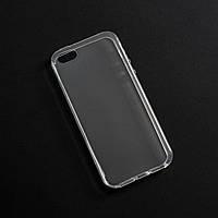 Прозрачный чехол на iPhone 5 / 5s