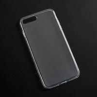 Прозрачный чехол на Iphone 7 plus / 8 plus