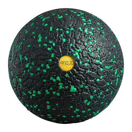 Масажний м'яч 4FIZJO EPP Ball 12 4FJ1264 Black/Green, фото 2
