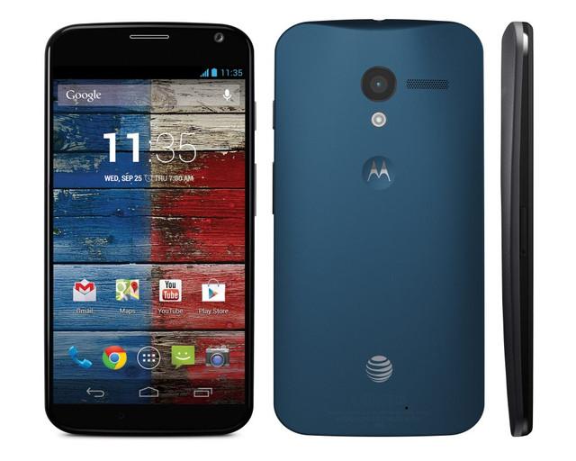 Motorola Moto X - серия