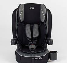 Детское автокресло JOY 51226 система ISOFIX, универсальное, группа 1/2/3, вес ребенка от 9-36 кг