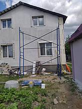 Комплект строительных лесов рамных 4 х 3 (м)