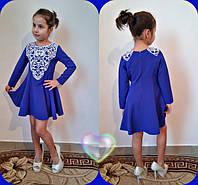 Красивое платье на девочку, фото 1