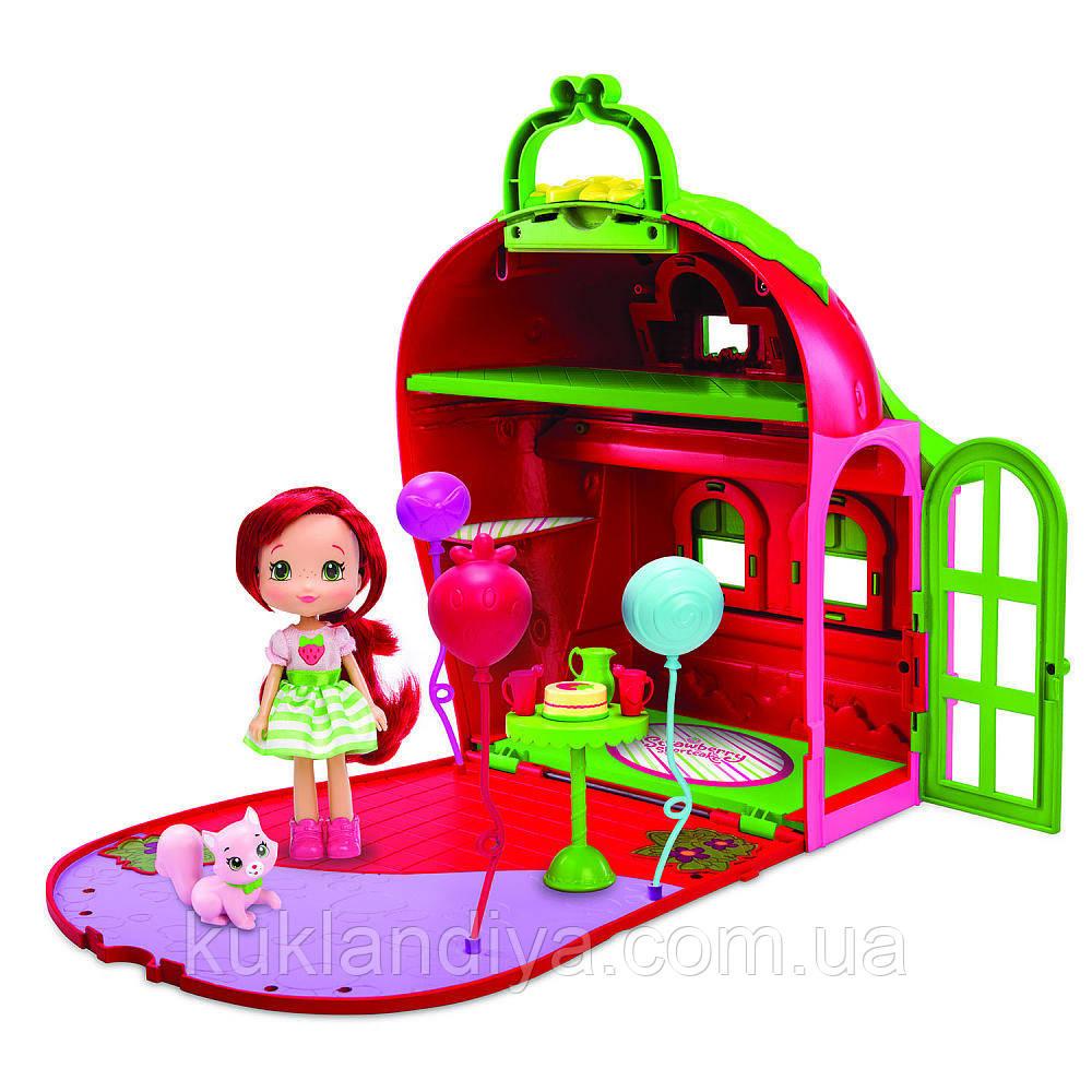 Игровой набор Домик Шарлоты Землянички Strawberry Shortcake