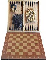 Набор 3в1 Нарды,Шахматы,Шашки