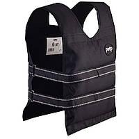 Жилет утяжелитель PERTO Black 6 кг