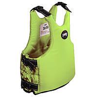 Жилет страховочный PERTO Tropic lime 30-50