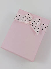 Футляр картонный A-300 розовый