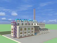 Проектные работы в сфере теплоэнергетики