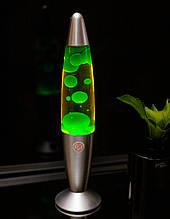 Лава лампа с парафином 35 см ночник светильник восковая лампа Magma Lamp парафиновая лампа