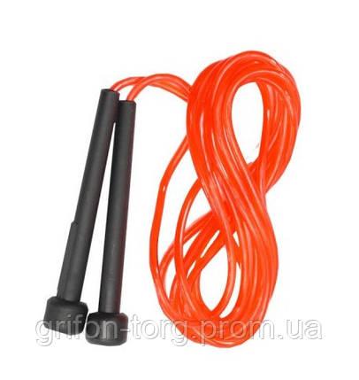 Скакалка Power System Skip Rope PS-4016 Orange, фото 2