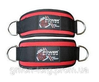 Манжети на щиколотку Power System Ankle Strap PS-3410