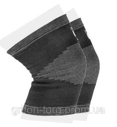 Наколінники спортивні Power System Knee Support PS-6002 Black/Grey L, фото 2