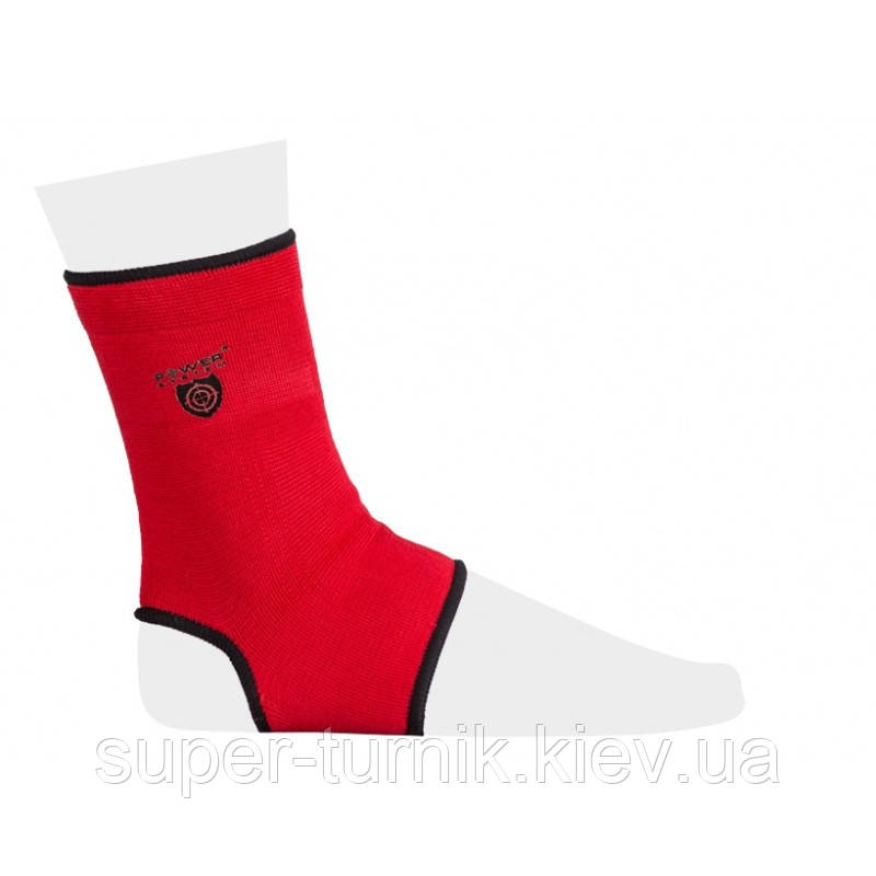 Спортивні бандажі на голеностоп Power System Ankle Support PS-6003 Red XL