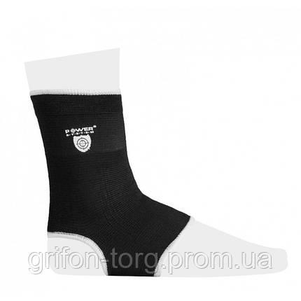 Спортивні бандажі на голеностоп Power System Ankle Support PS-6003 Black XL, фото 2