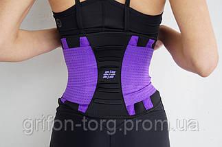 Пояс для підтримки spini Power System Waist Shaper PS-6031 Purple S/M, фото 3
