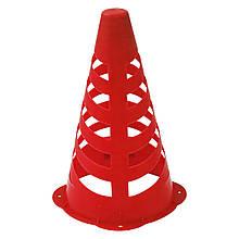 Конус-фішка спортивна для тренувань SportVida 23 см SV-HK0307