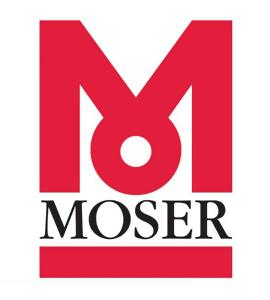 Праски для волосся Moser