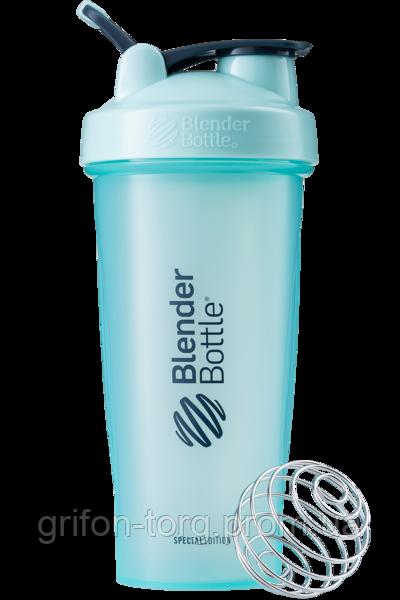 Шейкер спортивний BlenderBottle Classic Loop 28oz/820ml Special Edition Mint (ORIGINAL)