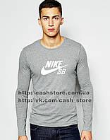 Мужской лонгслив Nike SB