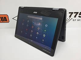 "Нетбук-трансформер Acer Spin 11 (N16Q14), 11.6"", Intel Celeron N3350 2x2.40GHz, RAM 4ГБ, eMMC Flash 64ГБ"